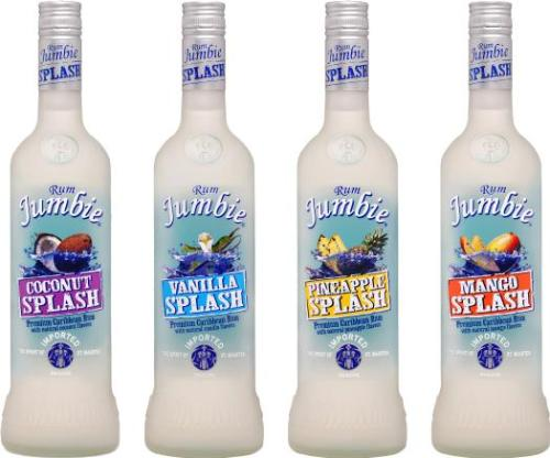 rum jumbie lineup rum Review: Rum Jumbie Rums and Liqueur