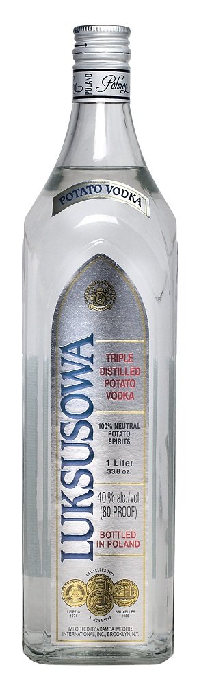 Luksusowa vodka Review: Luksusowa Potato Vodka