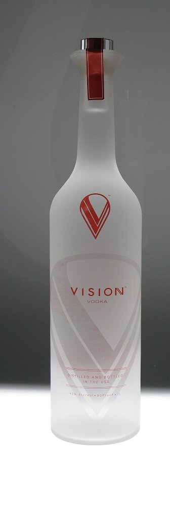 vision vodka Review: Vision Vodka