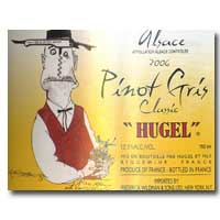 pinot gris classic hugel Review: 2006 Hugel Pinot Gris Classic Alsace