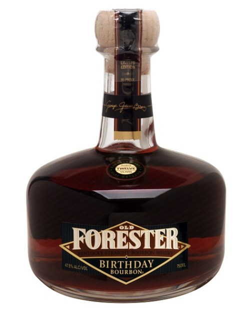 old forester birthday bourbon 2010 edition Review: Old Forester Bir