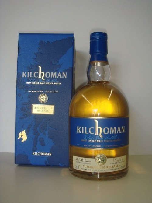 Kilchoman Summer Release 2010 whisky Review: Kilchoman Summer 2010 Release
