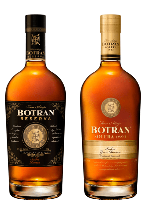 botran rum reserva and solera Review: Botran Solera 1893 and Reserva Rum