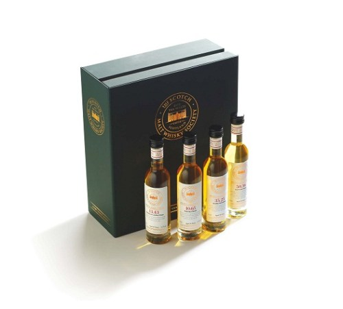 smws intro kit Tasting Blind with the Scotch Malt Whisky Society