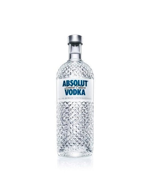 absolut glimmer Absolut Glimmer Adds Bling to Booze