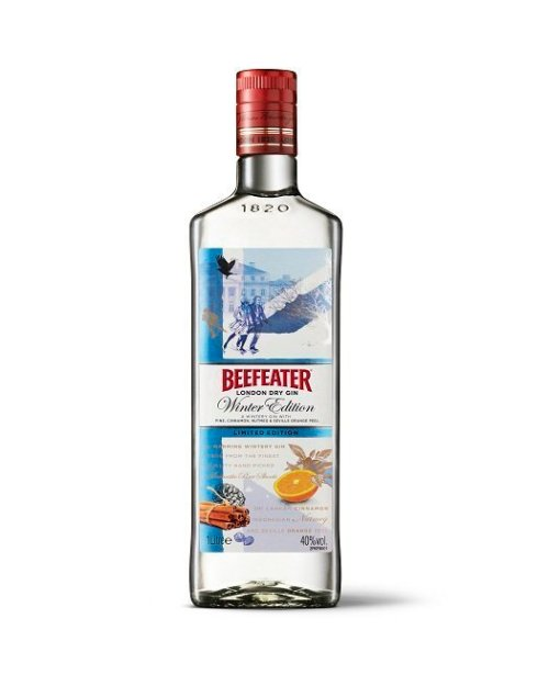 beefeater winter edition gin Review: Beefeater Winter Edition London Dry Gin