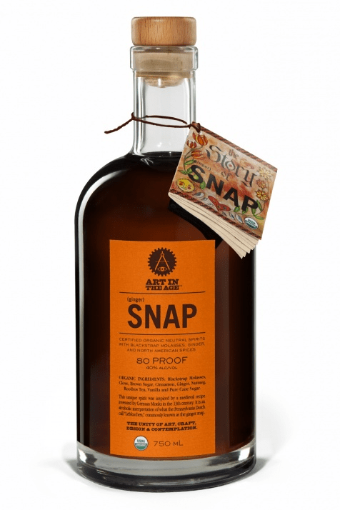 art in the age snap liqueur Review: Art in the Age Snap Liqueur
