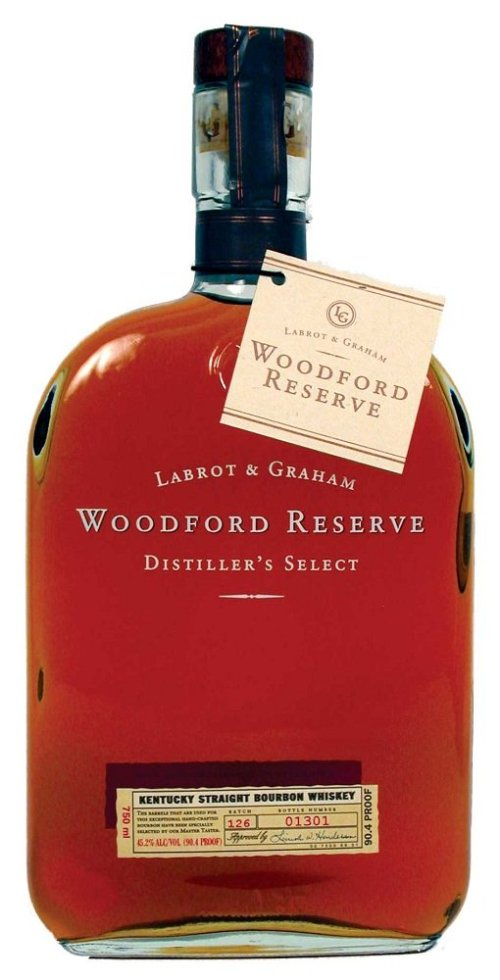 woodford reserve bourbon Review: Woodford Reserve Distillers Select Bourbon