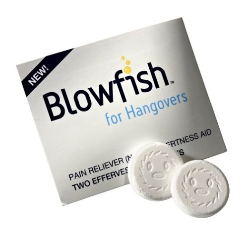 blowfish tablets Review: Blowfish for Hangovers