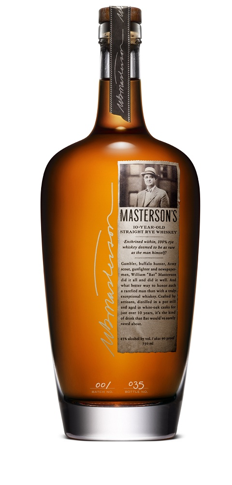 mastersons rye 10 years old Review: Mastersons 10 Year Old Straight Rye Whiskey