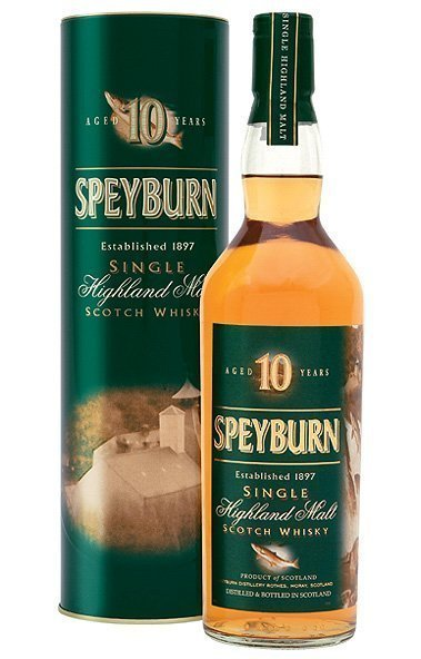 speyburn 10 years old Review: Speyburn Single Malt 10 Years Old