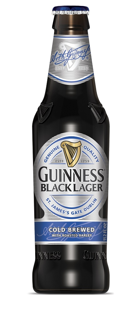 Guinness Black Lager Review: Guinness Black Lager