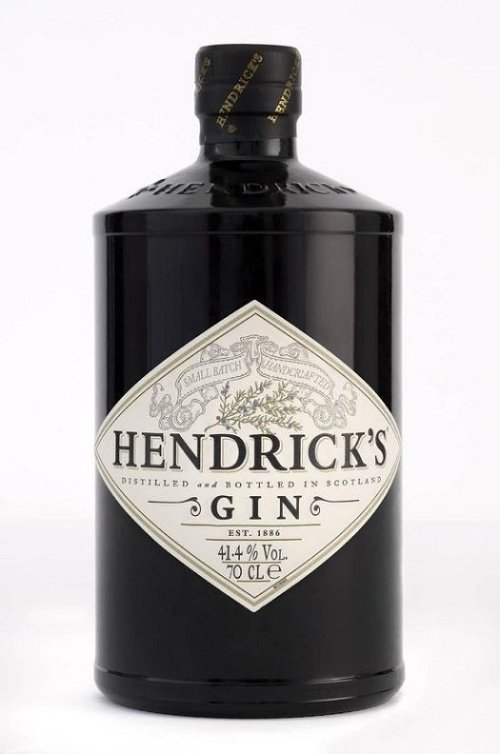 hendricks gin Review: Hendricks Gin