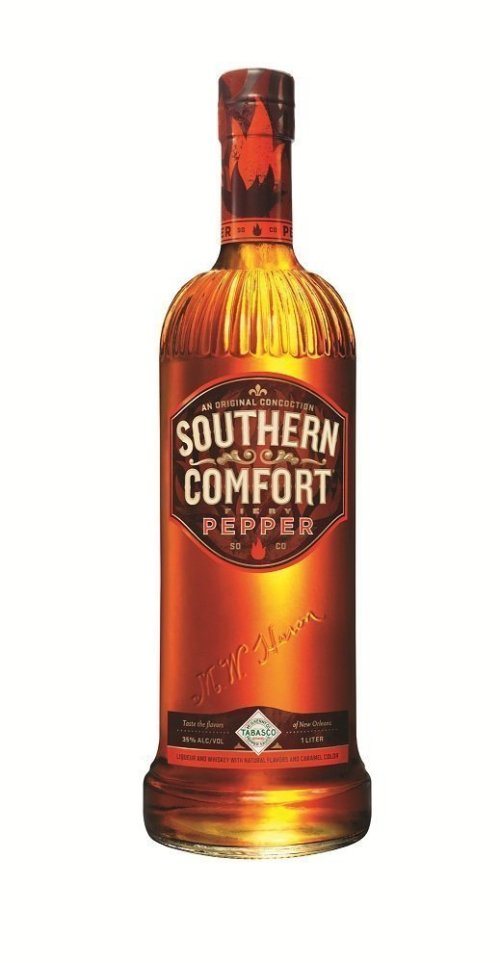 soco fiery pepper Review: Southern Comfort Fiery Pepper