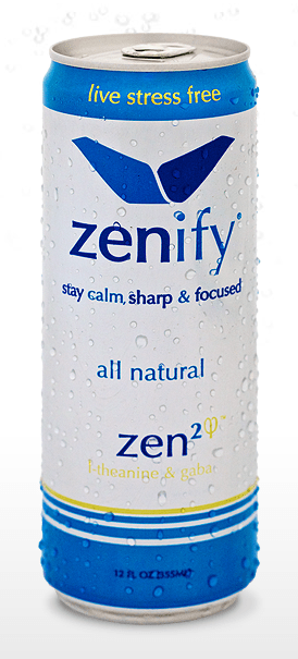 zenify Review: Zenify: The Live Stress Free Drink