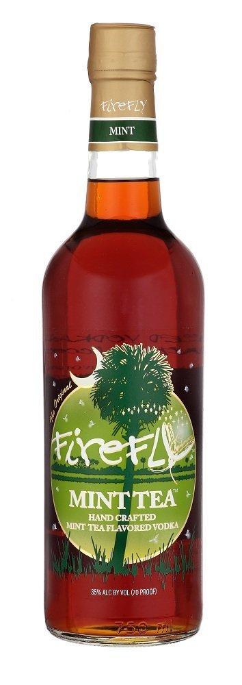 Firefly Mint tea vodka Review: Firefly Mint Tea Vodk