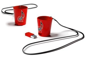 Power Hour Shot Glass USB 300x201 Two Crazy Drinking Oriented Stocking Stuffers
