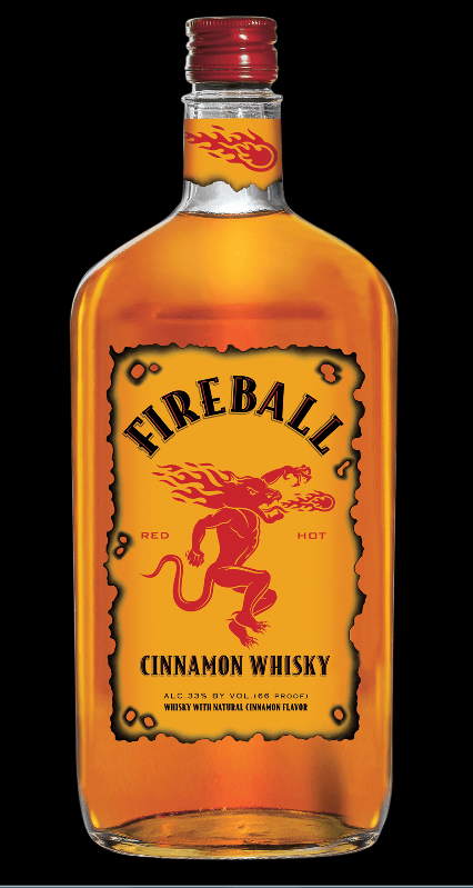 fireball cinnamon whisky Review: F