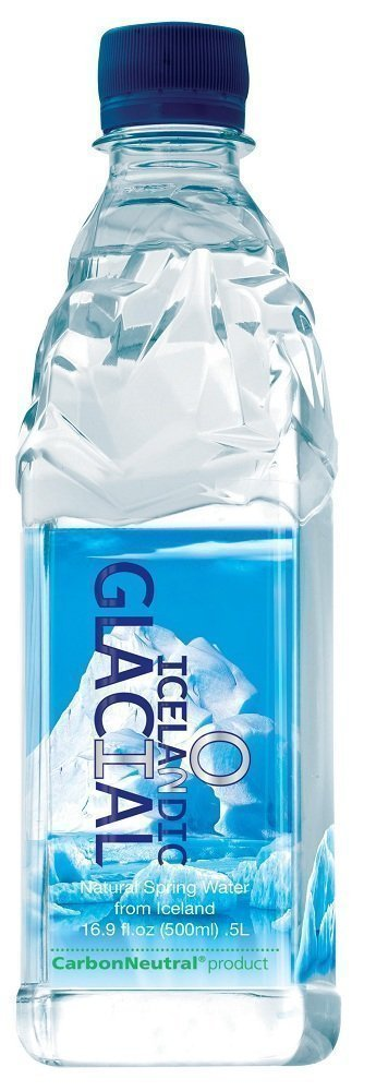 Review: Icelandic Glacial Spring Water
