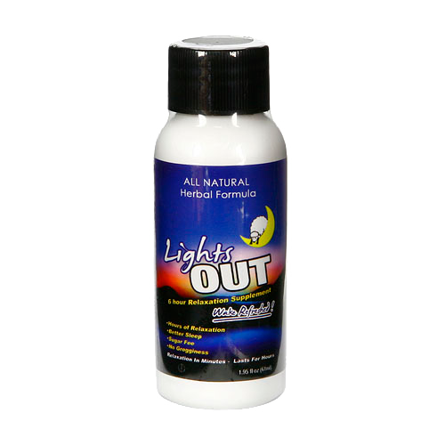 lights out Review: Lights Out Relaxation Products