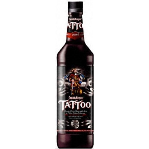 captain morgan tattoo rum Review: Captain Morgan Tattoo Rum