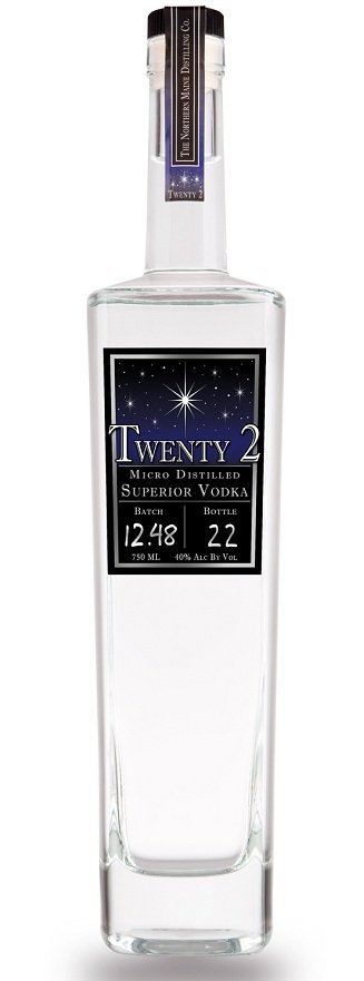 twenty 2 vodka1 Review: Twenty 2 Vodka