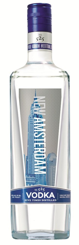 New Amsterdam Vodka Review: New Amsterdam Vodka