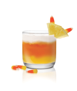 candy corn cocktail 255x300 3 Amazing Halloween Cocktail Recipes