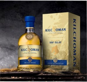 kilchoman 100 percent islay second release 300x284 Review: Kilchoman 100% Islay Second Release