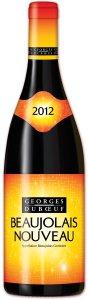 Georges Duboeuf Beaujolais Nouveau 2012 Bottle