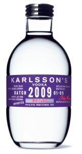 Karlssons Gold 2009 solist vodka 161x300 Review: Karlsson's Gold Solist 2009 Single Vintage, Single Potato Vodka