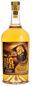 Big Peat whisky 112x300 Review: Big Peat Islay Blended Islay Malt Scotch Whisky