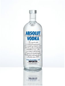 absolut vodka 226x300 Review: Absolut Vodka