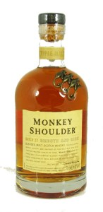 monkey shoulder 146x300 Review: Monkey Shoulder Batch 27 Triple Malt