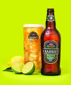 crabbies ginger beer 248x300 Review: Crabbies Original Alcoholic Ginger Beer