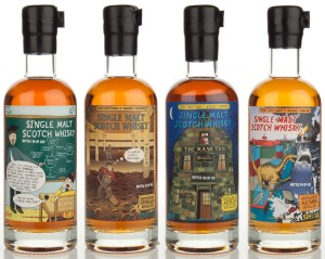 that boutique y whisky company 300x239 Review: Malts of That Boutique y Whisky Company, Batch 1