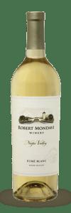 Robert Mondavi Fume Blanc 100x300 Review: 2010 Robert Mondavi Fume Blanc and Cabernet Sauvignon