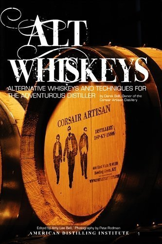 alt whiskeys book Book Review: Alt Whiskeys