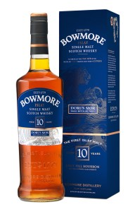bowmore Dorus Mor 185x300 Review: Bowmore Dorus Mor Small Batch 10 Years Old