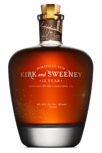 kirk and sweeney 12 year old rum 200x300 Review: Kirk and Sweeney Dominican Rum 12 Years Old