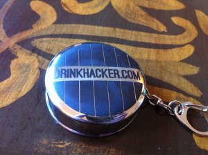 drinkhacker collapsible cup 300x224 Etch Your Own Flask... And Win One!