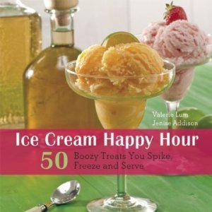 ice cream happy hour 300x300 Alcohol + Ice Cream = Book Reviews