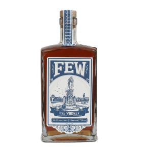 few rye whiskey 277x300 Review: FEW Spirits American Gin and Rye Whiskey