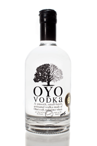 oyo vodka 200x300 Review: Middle West Spirits OYO Vodka and OYO Whiskey