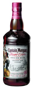 Captain Morgan Sherry Oak Finish Spiced Rum 111x300 Review: Captain Morgan Sherry Oak Finish Spiced Rum