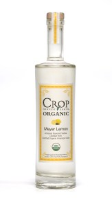 crop meyer lemon 163x300 Review: Crop Organic Meyer Lemon Vodka