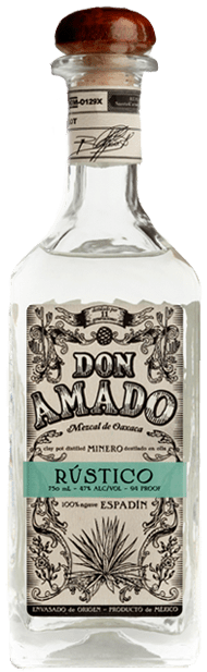 da rustico2 Review: Don Amado Mezcal Rustico