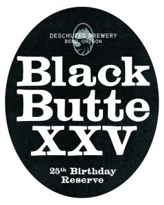 deschutes black butte xxv 239x300 Review: Deschutes Brewery Black Butte XXV 25th Birthday Reserve