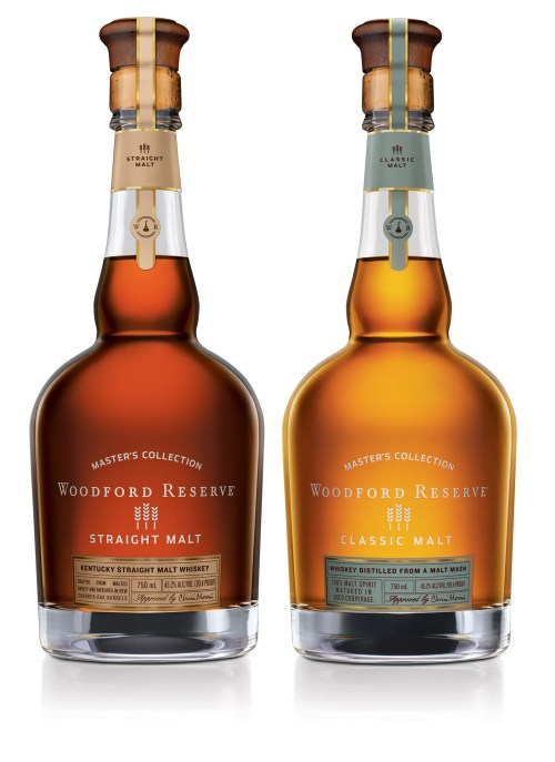 Woodford Reserve Masters Collection Straight and Classic Malt