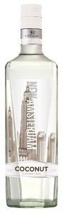 New Amsterdam Coconut 750ml 89x300 Review: New Amsterdam Citron and Coconut Vodkas